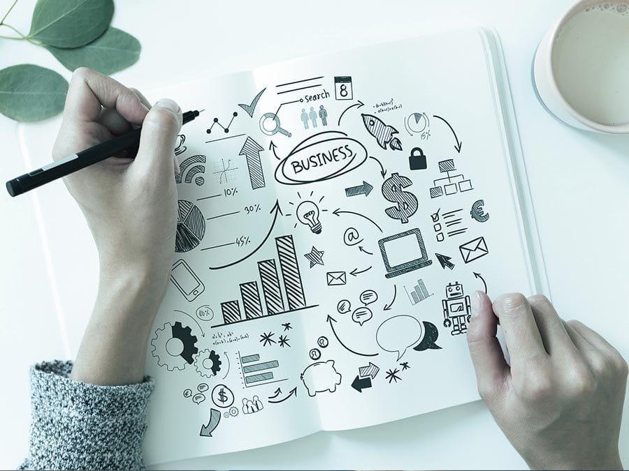 La forme de votre logo en dit long sur votre entreprise