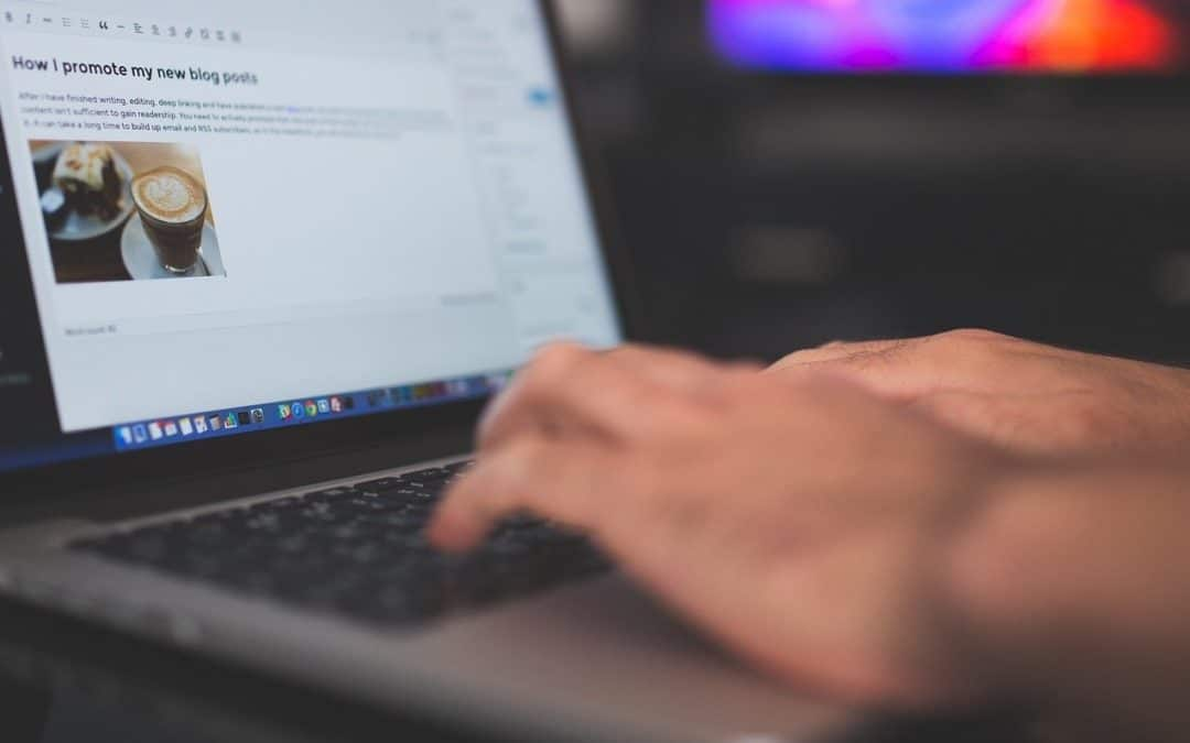 Comment rédiger un article de blog pertinent ?